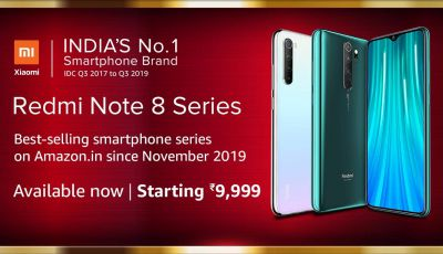Redmi Note 8 Pro | Extra 1,000 Instant dis. on ICICI bank credit cards and EMI