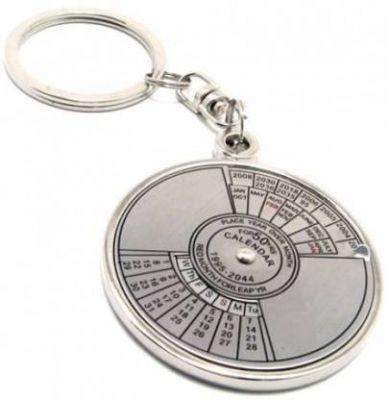 Prime Traders 50 Years Calendar Key Chain