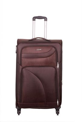 Times Bags 24TB4WS 55 cms Polyester Brown Cabin Luggage
