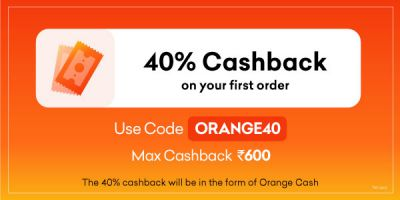 40% Off on first order on grofers