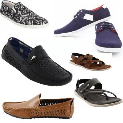 Men's Footwear Min.70% Off (Under Rs.500)