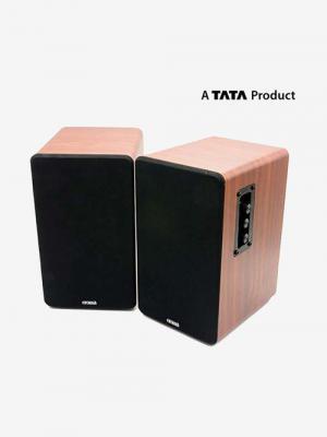 Croma CRER2091 Boxwood BT-802 60W Bluetooth Speaker (Brown)