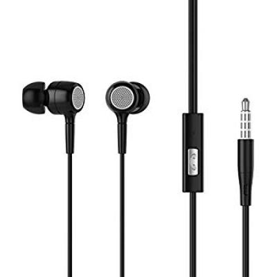 Philips SHE1515BK/94 Upbeat Earphones with Mic