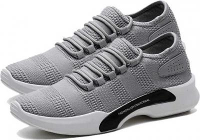 Training & Gym Shoes For Men  (Grey)