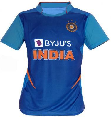 Indian Cricket Jersey ODI 2019