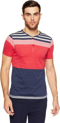 Qube by Fort Collins Men's T-Shirts