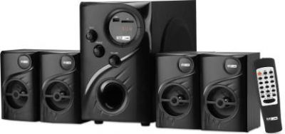 Altec Lansing AL-3001B 45 W Bluetooth Home Theatre (Black, Grey, 4.1 Channel)