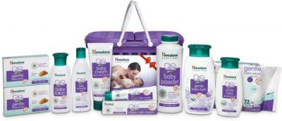 Himalaya Happy Baby Gift Pack (White)