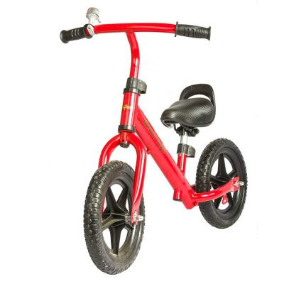 BAYBEE Trike Best Self Balancing Cycle for Kids | Balance Bike No Pedal Bicycle Ages, 18-36 Months (Red)