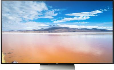 Sony 139cm (55 inch) Ultra HD (4K) LED Smart TV