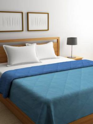 Bombay Dyeing Solid Double Comforter (Polyester)
