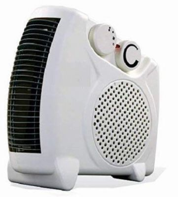 QUALX QX-470H Comforter All in One Blower Heater All in One Blower Silent Fan Room Heater