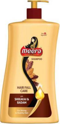 Meera Shikakai & Badam Hairfall Care Shampoo (1 L)