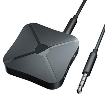 XiuFen 2 in 1 Wireless Bluetooth 4.2 Audio Transmitter Receiver