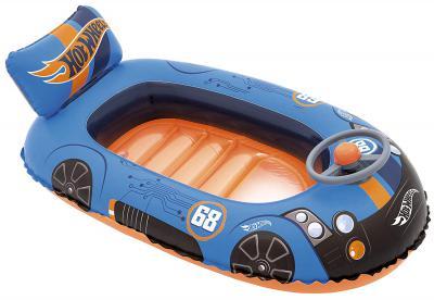 Bestway Hot Wheels Boat Swim Float |Fashion Boat | Baby Swim Float 45 x 28