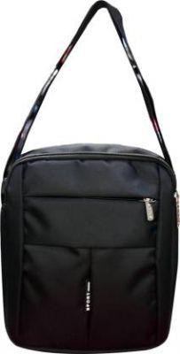 Edifier JMB007_01 Waterproof Messenger Bag (Black, 7 L)