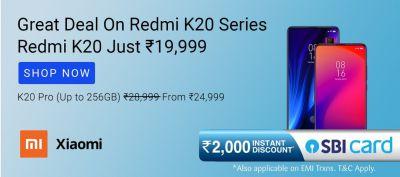 Redmi K20 { Premium Device)