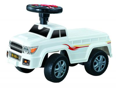Toyshine Jeep Model Car Rider Ride-on Toy with Music, 1.5-3 Years, Assorted Color
