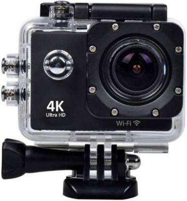 Piqancy 4K Wifi Cam Waterproof Sport Camera Diving Ultra HD 16MP