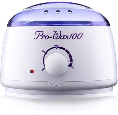 KYLIE Pro Wax100 Warmer Hot Wax Heater for Hard, Strip and Paraffin Waxing