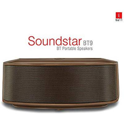 iBall Sound Star BT9 Compact and Portable Bluetooth Speaker