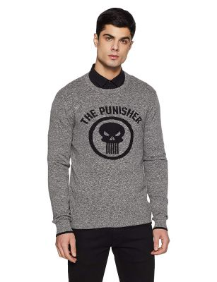Punisher Sweatshirt for Men's
