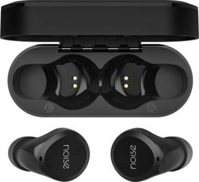 Noise Shots X1 Air True Wireless Bluetooth Headset with Mic  (Graphite Grey, In the Ear)