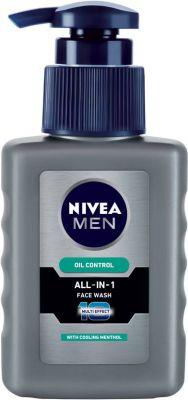 Nivea Men All-In-1 Oil Control Face Wash