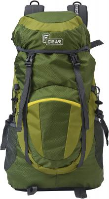 F Gear Hiker 35 Liters Rucksack (Olive Green)