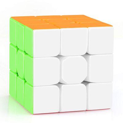 Popsugar Qiyi Warrior 3x3 Stickerless Speed Cube Puzzle Warrior Magic Cube