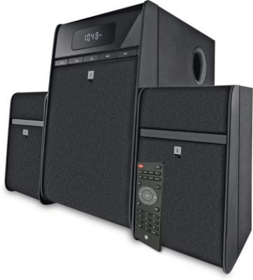 iBall Tarang Classic 40 W Bluetooth Home Theatre (Black, 2.1 Channel)