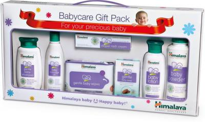 Himalaya Happy baby gift pack - Baby Care Combo