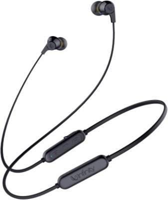 [Pre-Book] Infinity (JBL) Glide 105 IPX5 Sweatproof Bluetooth Headset with Mic (In the Ear)