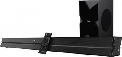 boAt Aavante Bar 2000 160 W Bluetooth Soundbar (Premium Black, 2.1 Channel)