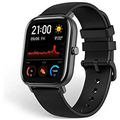 Huami Amazfit GTS Smart Watch (Obsidian Black)