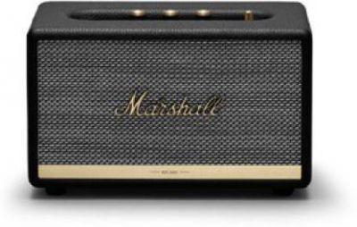 Marshall Acton Multi Room 50 W Bluetooth Speaker (Black, Stereo Channel)