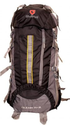 Gleam 2209 Sky Blue 75ltrs Backpack