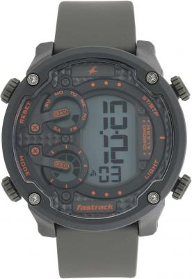 Fastrack 38045PP03 Trendies Digital Watch  - For Men