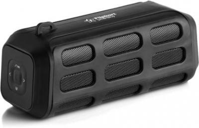 Flipkart SmartBuy BassMoverz 18LY30BKDS-1325 10 W Portable Bluetooth Speaker  (Black, Stereo Channel)