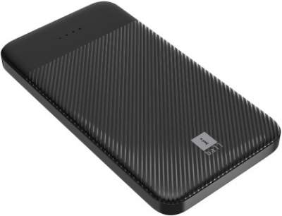 iBall 10000 mAh Power Bank  (Black, Lithium Polymer)