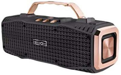 Fiado Gibox high bass 3D Stereo Party Wireless Mobile/Tablet Bluetooth Speaker (aux/Memory Card/USB Drive/fm)