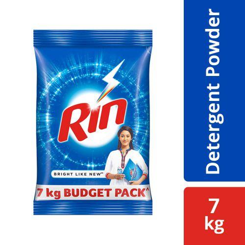 Rin Advanced Detergent Powder 7 kg...