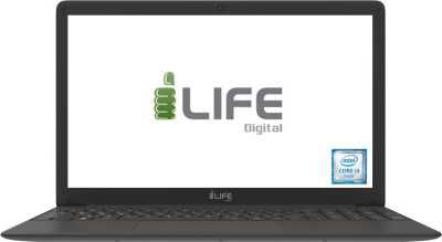 LifeDigital Zed Series Core i3 5th Gen - (4 GB/1 TB HDD/DOS) Zed Air CX3 Laptop