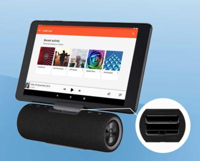 Alcatel 3T10 with Speaker 16 GB 10 inch with Wi-Fi+4G Tablet (Prime Black)