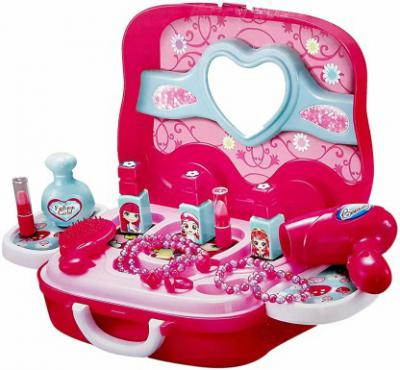 Zahuu Carry Along Beauty Set Toy with Briefcase and Accessories