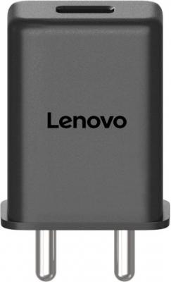 Lenovo LVSC25Solo 3.0 Qualcomm Certified Quick Charge 3.1 Amp Mobile Charger  (Black)