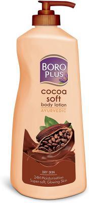 Boro Plus Cocoa Soft Body Lotion, 400 ml