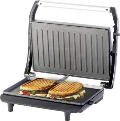 Lifelong LLPM900 Open Grill  (Black, White)