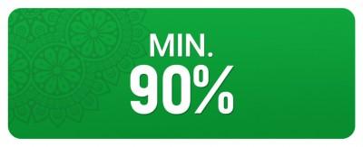 Flipkart Minimum 90% Of Zone