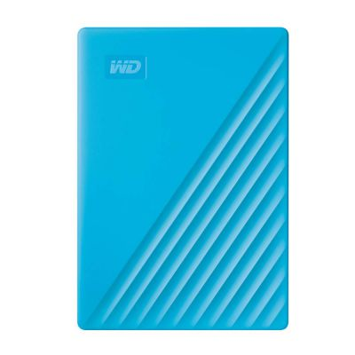 Western Digital WESN My Passport 2TB Portable External Hard Drive with Automatic Backup and Hardware Encryption & Password Protection